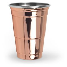 Fred & Friends Copper Party Cup: A super fun upgrade on everyone's favorite red Solo cup. So fun!   Cool Mom Eats