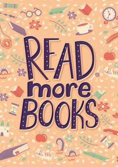Read more books (13/13) Prints, shirts, mugs, & more: RB // S6 // TeePublic