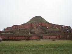 নওগাঁর পাহাড়পুরের প্রাচীন বৌদ্ধপীঠের ধ্বংসস্তুপ Paharpur ◆বাংলাদেশ - উইকিপিডিয়া http://bn.wikipedia.org/wiki/%E0%A6%AC%E0%A6%BE%E0%A6%82%E0%A6%B2%E0%A6%BE%E0%A6%A6%E0%A7%87%E0%A6%B6 #Bangladesh