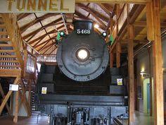 Revelstoke Railway Museum in Revelstoke, BC #Revelstoke