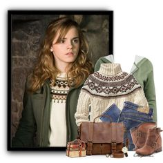 A fashion look from September 2014 featuring Wet Seal hoodies, Denim & Supply by Ralph Lauren jeans and Jeffrey Campbell ankle booties. Browse and shop related… Harry Potter Style, Harry Potter Outfits, Harry Potter Cosplay, Hermione Costume, Fashion 2020, Fashion Women, Fashion Beauty, Women's Fashion, Character Inspired Outfits