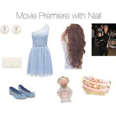 Movie Premiere with Niall