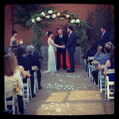 Alex & Chance's wedding at 809 at Vickery in Ft. Worth, TX l Photo by cl_events l #CLEvents #Wedding #809atVickery