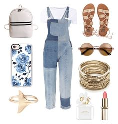 """Windy Summer"" by fluffy-bunny4 ❤ liked on Polyvore featuring Billabong, Helmut Lang, RE/DONE, Casetify, Sole Society and Marc Jacobs"