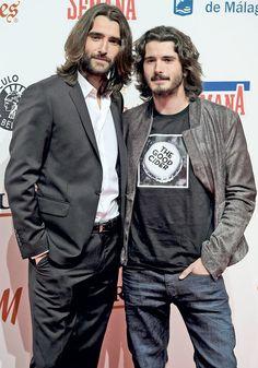 Aitor Luna y Yon Gonzalez