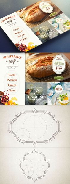UI UX Design Inspiration will be shared. These UI and UX design will be able to help in your projects. We hope our reader will like this Inspiration post. Site Design, Ux Design, Tool Design, Layout Design, Print Design, Bakery Design, Mobile Design, Graphic Design Inspiration, Web Inspiration
