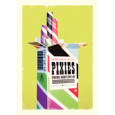 Pixies Sticks Print, $25, now featured on Fab.