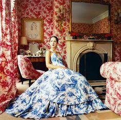 Patricia Herrera Lansing Perfection.