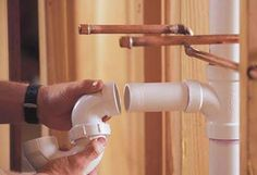 How to Install New Plumbing #stepbystep