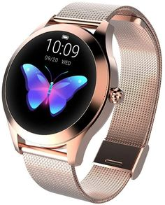 Smart Electronics - Waterproof Smart Watch Women Elegant Bracelet Heart Rate Monitor Sleep Monitor Fitness Tracker Smartwatch for IOS Android Computer & Electronic Equipment Iphone Android, Android Watch, Android Box, Ios Phone, Android Wear, Android Phones, Fitness Armband, Fitness Bracelet, Smartphone