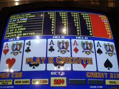 Jogo com #videopoker online tornou-se muito popular com a enorme atenção e nagnoeg todos os casinos reais introduzir este mundo do poker online.