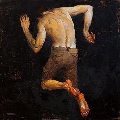 Denis Sarazhin - 60 Artworks, Bio & Shows on Artsy Anatomy Poses, Art Case, Art Academy, Figure Painting, Artist Art, Figurative Art, Painting Inspiration, Style Inspiration, New Art