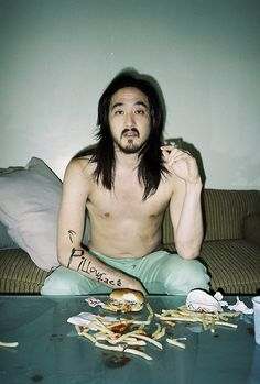 Steve Aoki!    one of the sickest sets at nocturnal wonderland 2012!