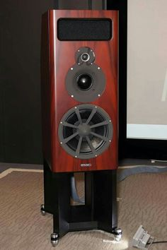 High end audio audiophile PMC deluxe Speakers Horn Speakers, Music Speakers, Best Speakers, Diy Speakers, Floor Speakers, Audiophile Speakers, Speaker Amplifier, Speaker Stands, Hifi Audio