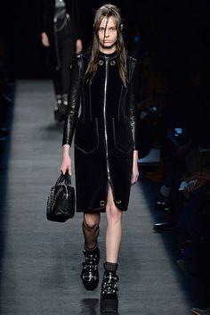 ALEXANDER WANG Otoño-Invierno 2015/2016 New York Fashion Week