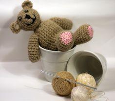 Teddy bear - Pastis