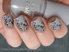 Essence - Grey-t To Be Here (stamped)
