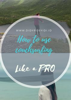 How To Use Couchsurfing Like A Pro Like A Pro, Being Used, Did You Know, Board, Planks