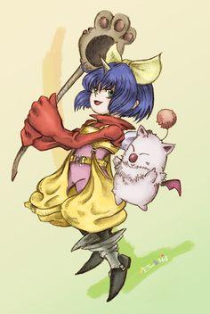 「エーコ」/「しょうた」のイラスト [pixiv] Final Fantasy IX
