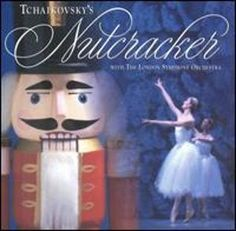 Tchaikovsky's Nutcracker by The London Symphony Orchestra cover