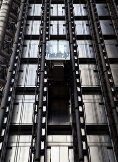 Stephanie Wolff - glass lift