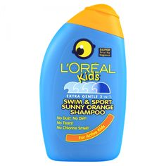 L'Oreal Kids Swim Shampoo - used it everyday!