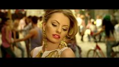 my holiday theme song. why does it reminds me of Lady Gaga? Alexandra Stan - Lemonade (OFFICIAL MUSIC VIDEO)