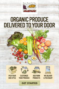 We bring the season's best mix of organic produce and hand-crafted farm products conveniently to your door. What& in your box? Organic Recipes, Vegan Recipes, Cooking Recipes, Crockpot Recipes, Cream Lemon, Weight Loss Meals, Fresh Vegetables, Veggies, Healthy Snacks