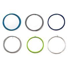 """3D Pen Filament PLA """"Koele Kleuren 1"""" assortiment 1.75 mm (6 kleuren)"""