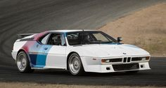 1980 BMW M1 AHG Studie to be auctioned at RM's Monterey sale 2014