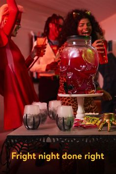 Fright Night, Halloween Food For Party, Snow Globes, Success, Candy, Snacks, Make It Yourself, Appetizers, Sweets