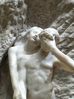 Auguste Rodin Orphée et Eurydice He generally considered the progenitor of modern sculpture, he did not set out to rebel against the past. Camille Claudel, Auguste Rodin, Modern Sculpture, Sculpture Art, Pablo Picasso, Renaissance, French Sculptor, Land Art, Art History