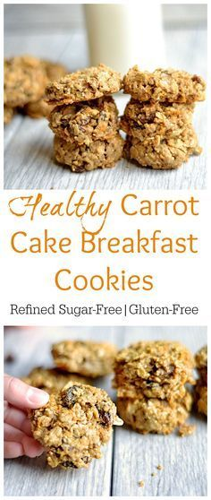 Super yummy, moist, and healthy cookies!! So easy that my 8 yr old made these for the whole family! A great recipe to get kids in the kitchen. GF and refined sugar-free.