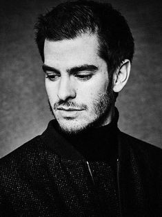 Portrait | Andrew Garfield photographed by Gianmarco Castelberg
