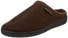 Haflinger Unisex AT Boiled Wool Hard Sole Slipper Chocolate 37 -- Continue to the product at the image link.