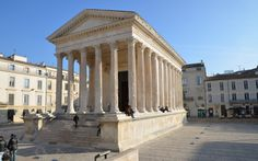 Off the beaten track in France: Nîmes and the spectacular Pont du Gard - www.MyFrenchLife.org