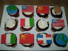 travel theme party   Divine Cakes by Janice: Trip Around The World Theme