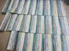 Räsymatto, Räsymatto trikoosta, Perinnematto, Räsymatto Tähkä, Räsymattomarkkinat Rugs, Farmhouse Rugs, Rug