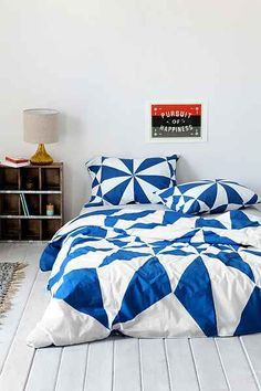 Assembly Home Radial Geo Pillowcase - Set Of 2 - Urban Outfitters