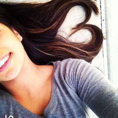 hairs selfie