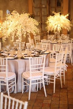 #wedding from Dolce Parties.. white, white and white!