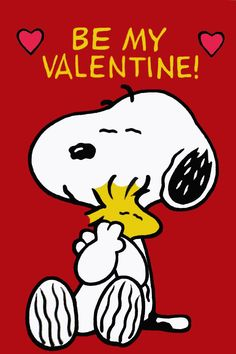 Snoopy and Woodstock Snoopy Love, Snoopy Valentine's Day, Snoopy And Woodstock, Peanuts Cartoon, Peanuts Snoopy, Valentine Picture, Happy Valentines Day, Snoopy Pictures, Snoopy Images