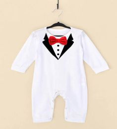 Baby Boy Romper Infant Toddle baby Suit Little Gentleman Clothing with bow tie Baby Jumpsuit bebe Kids Clothing Jumpsuits Baby Boy Clothing Sets, Newborn Boy Clothes, Baby Outfits Newborn, Toddler Outfits, Baby Boy Outfits, Newborn Babies, Kid Outfits, Kids Clothing, Baby Boy Bow Tie