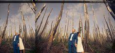sesja plenerowa - zdjęcia ślubne