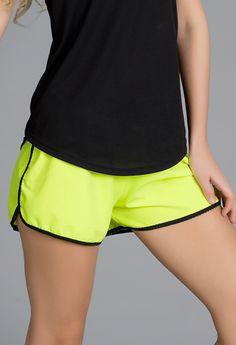 Short Verde Por: Maqui