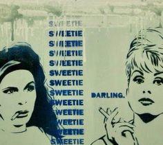 Sweetie, darling