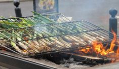 Een van de grote voorjaarsfestiviteiten in Catalonië is de 'calçotada', de gelegenheid waar bij 'calçots' (soort stevige bosui)in grote hoeveelheden worden geroosterd.Nada…