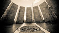 """Armenian genocide Monument in Yerevan """"Tsitsernakaberd"""" Armin, Things To Do Alone, Things To Come, Travel Around The World, Around The Worlds, Travelling Tips, Traveling, Africa Travel, European Travel"""