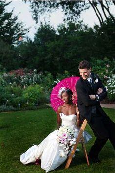Wedding Day Kisses To Her Army Hubby Aww WWBM IRWeddingDay