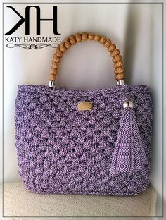 VK is the largest European social network with more than 100 million active users. Crochet Handbags, Crochet Purses, Crochet Baby, Knit Crochet, Diy Tote Bag, Net Bag, Purse Patterns, Christmas Knitting, Easy Crochet Patterns